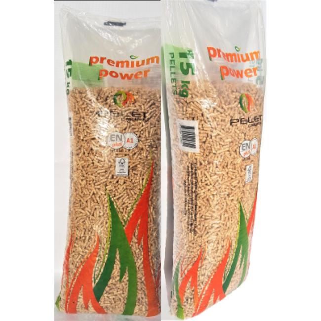 Peleti FAG -calitate premium A1
